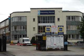 Primary Photo of Discovery House