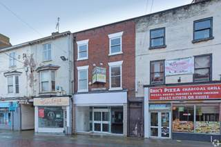 Primary Photo - 1 Silver St, Gainsborough - Shop for rent - 1,376 sq ft