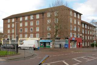 Primary Photo of 1-8 Turnham Rd