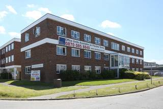 Primary Photo of Crawley Business Centre