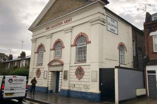 Dsc - Salvation Army Hall, London - Speciality building for sale - 4,918 sq ft