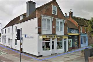 Primary Photo of 5 Retail Shops, 2 Flats & Ground Rent