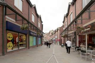 Primary Photo of Portland Walk Shopping Centre, Barrow In Furness