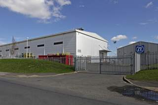 Primary Photo of Building Four, Zf Services Uk Ltd
