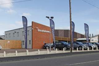Primary Photo of Former Land Rover Dealership
