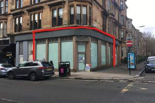 Primary photo of 297-299 Byres Rd