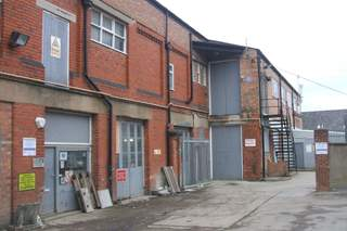 Primary Photo of Industrial Depot, Lincoln