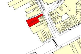 Goad Map for 5-7 Belmont St