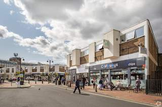 Primary Photo of Abbeygate Shopping Centre