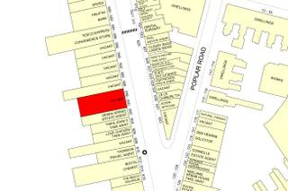 Goad Map for 598-600 Bearwood Rd