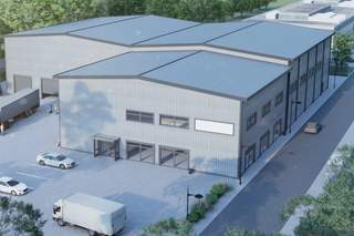 Primary Photo of Warehouse & Showrooms Premises Design & Build