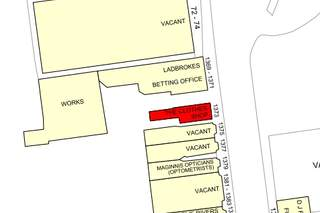 Goad Map for 1373 Pershore Rd