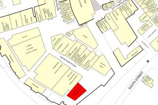 Goad Map for White River Place Shopping Centre