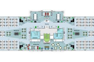 Floor Plan for Voyager