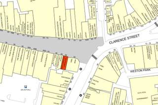 Goad Map for 50 Clarence St