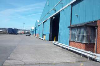 Primary Photo of Barry Docks, Unit C Shed