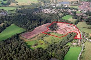 Primary - Land at Pepper St, Newcastle Under Lyme - Commercial land plot for sale - 13 acres