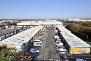 Building Photo - Units 11-23, Carrock Rd, Wirral - Industrial unit for rent - 1,020 to 1,023 sq ft