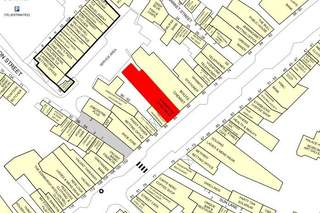 Goad Map for 84-86 High St