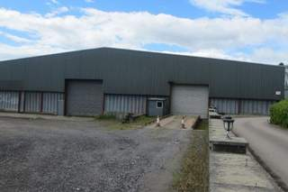 Primary Photo of Large Warehouse - Cookstown
