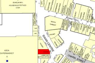 Goad Map for Chapel St