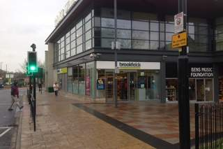 Building Photo for Trinity Walk Shopping Centre