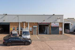 Primary Photo of Warehouse And Office Premises