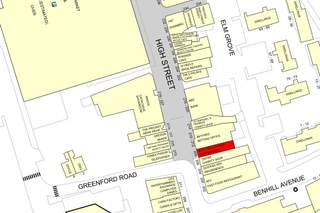 Goad Map for 208 High St