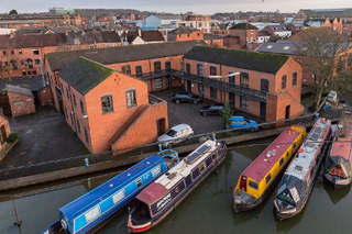 Primary Photo of Canalside Offices, Worcester