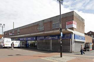 Primary Photo - 1-2 Stafford St, Willenhall - Shop for sale - 1,944 sq ft