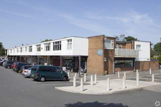 Primary Photo of Cheveley Park Shopping Centre