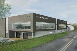 Primary Photo of Jaguar Land Rover Showroom
