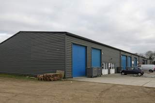 Primary Photo of Northfield Road Business Park