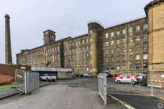 Primary Photo of Black Dyke Mills