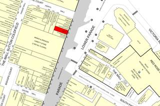 Goad Map for Gracechurch Centre