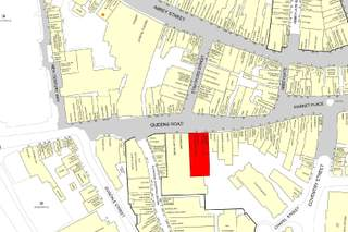 Goad Map for 18-20 Queens Rd