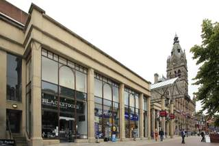 Primary Photo of The Forum Shopping Centre, Chester