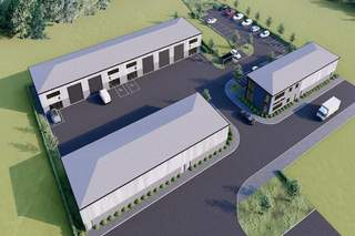 Primary Photo of Altham Business Park, Units 1-3