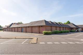 Primary Photo of Wollaton District Shopping Centre