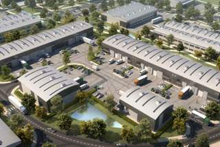Primary Photo of Airport Business Park