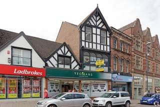 Primary Photo of 84-86 St Peters St, Derby