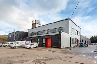 Primary Photo of Moy Road Business Centre, Industrial Units at