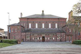 Primary Photo of Parr Hall