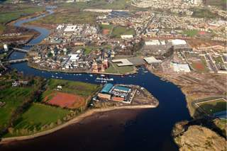Primary Photo of Dumbarton Harbour Retail park