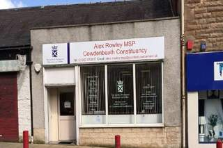 Primary Photo - 237-239 High St, Cowdenbeath - Shop for sale - 693 sq ft