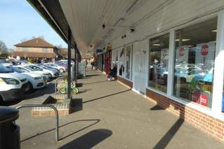 Primary Photo of Boyattwood Shopping Centre