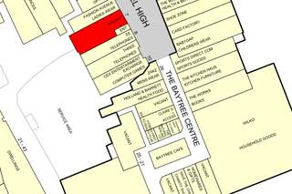 Goad Map for Baytree Centre