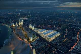 Primary Photo of New Covent Garden Market Development