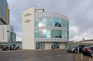 Primary Photo - Office Building Adjacent to Heliport, London - Office for rent - 349 sq ft