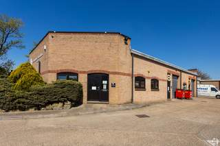 Primary photo of Avocet House, Avocet Industrial Estate, Burgess Hill